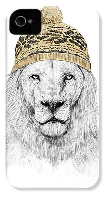 Lion iPhone 4s Cases