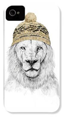 Lion iPhone 4s Cases