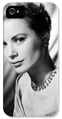 Grace Kelly IPhone 5 Cases