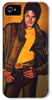 Smooth Criminal iPhone 5 Cases