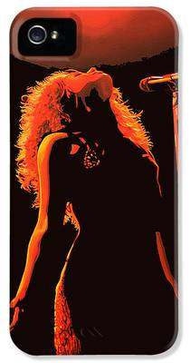 Shakira iPhone 5 Cases