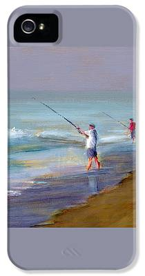 Fishing iPhone 5 Cases