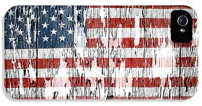 American Pride iPhone 5 Cases