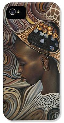 African iPhone 5 Cases