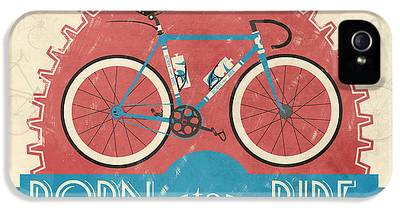 Bicycle IPhone 5 Cases