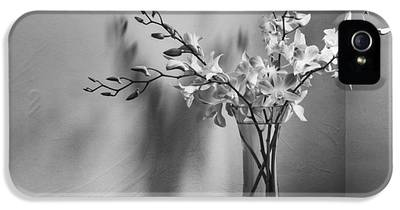 Orchids iPhone 5 Cases