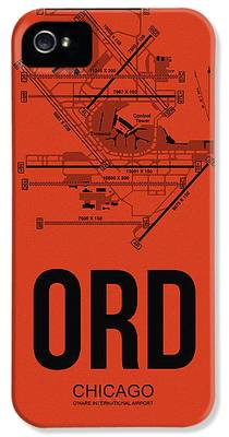 Chicago iPhone 5 Cases