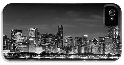 City Scene iPhone 5 Cases
