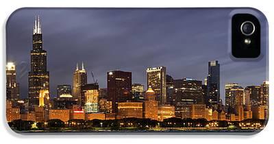 Lake Michigan iPhone 5 Cases