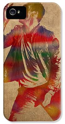 Coldplay iPhone 5 Cases