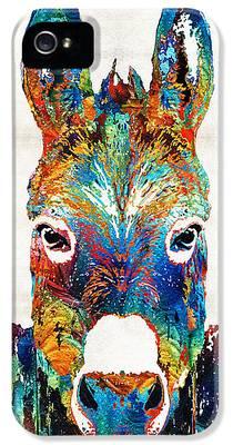 Donkey iPhone 5 Cases