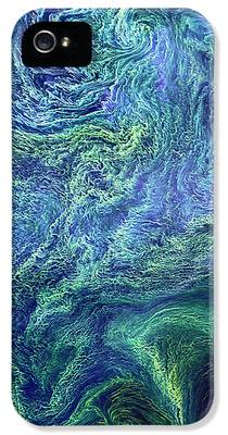 Phytoplankton iPhone 5 Cases