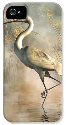 Egret IPhone 5 Cases