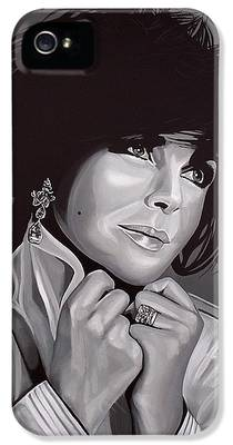Elizabeth Taylor iPhone 5 Cases