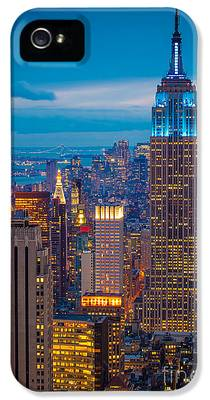 Downtown iPhone 5 Cases