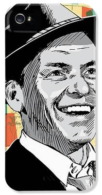 Frank Sinatra iPhone 5 Cases
