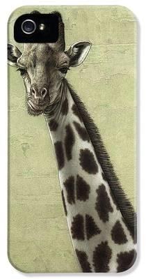 Giraffe iPhone 5 Cases
