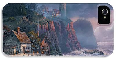 Lighthouse iPhone 5 Cases