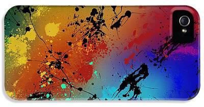 Swirls iPhone 5 Cases