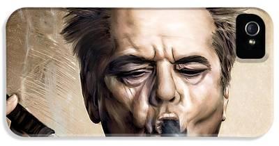 Jack Nicholson iPhone 5 Cases