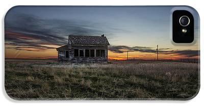 Prairie Sunset IPhone 5 Cases