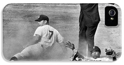 Professional Baseball Team IPhone 5 Cases