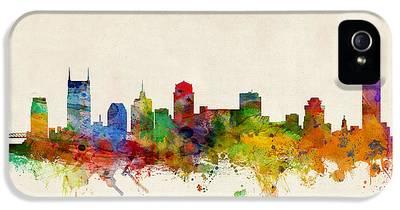 Nashville Skyline IPhone 5 Cases