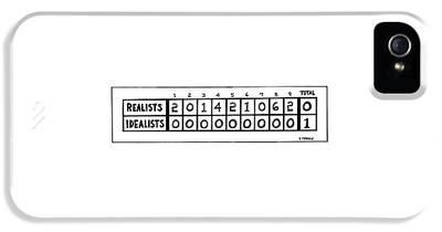 Scoreboard iPhone 5 Cases