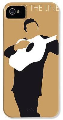Johnny Cash iPhone 5 Cases