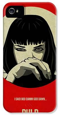 Cult Movie iPhone 5 Cases