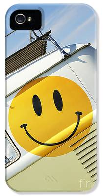Smiling iPhone 5 Cases