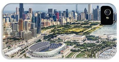 Soldier Field iPhone 5 Cases
