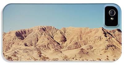 Desert iPhone 5 Cases