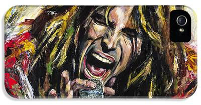 Steven Tyler iPhone 5 Cases
