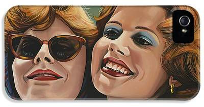 Thelma And Louise iPhone 5 Cases