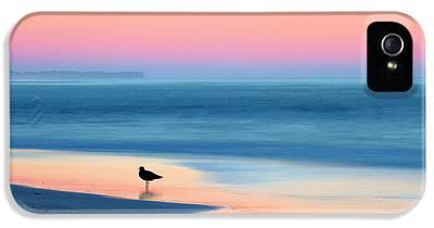 Pink Sunrise iPhone 5 Cases
