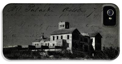 The Most Haunted House In Spain iPhone 5 Cases