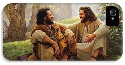 John The Baptist iPhone 5 Cases