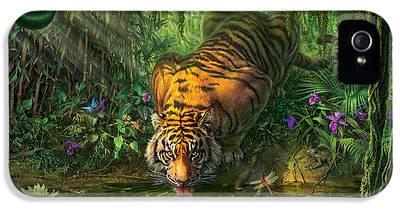 Jungle IPhone 5 Cases