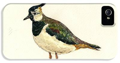 Lapwing IPhone 5 Cases