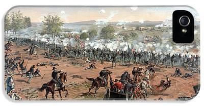 Gettysburg iPhone 5 Cases