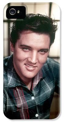 Elvis Presley IPhone 5 Cases