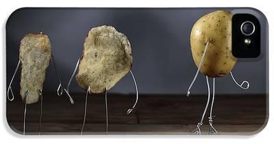 Potato iPhone 5 Cases