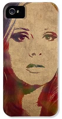 Adele IPhone 5 Cases