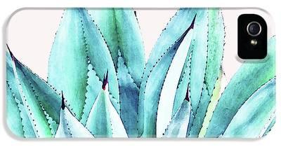 Christmas Cactus iPhone 5 Cases