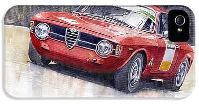 Alfa Romeo iPhone 5 Cases
