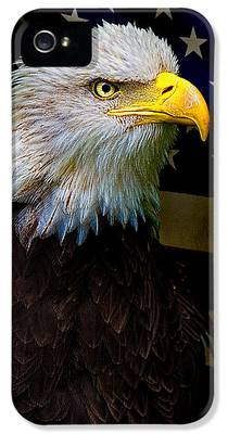 American Bald Eagle iPhone 5 Cases