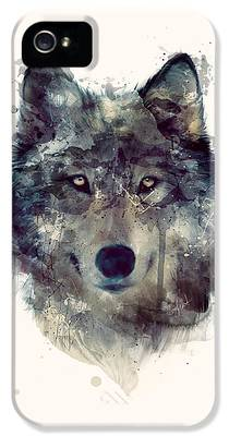 Animal Paintings iPhone 5 Cases