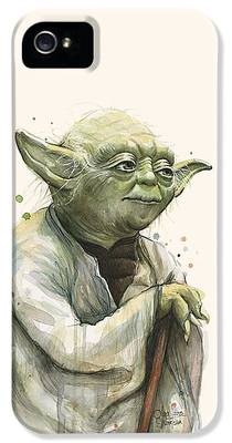 Yoda iPhone 5 Cases