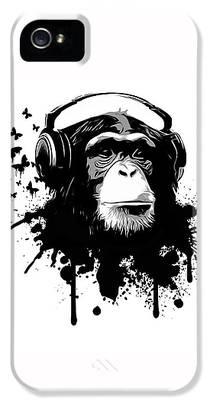 Ape iPhone 5 Cases